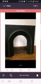 Fire insert cast repro plus extras