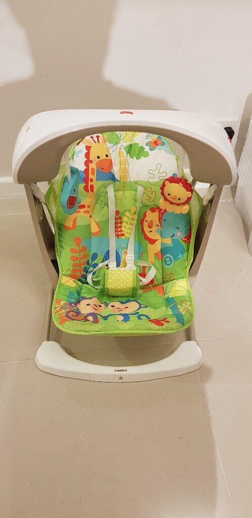 Baby swing - Fisher Price Take Along Swing Seat   in Dibden Purlieu,  Hampshire   Gumtree