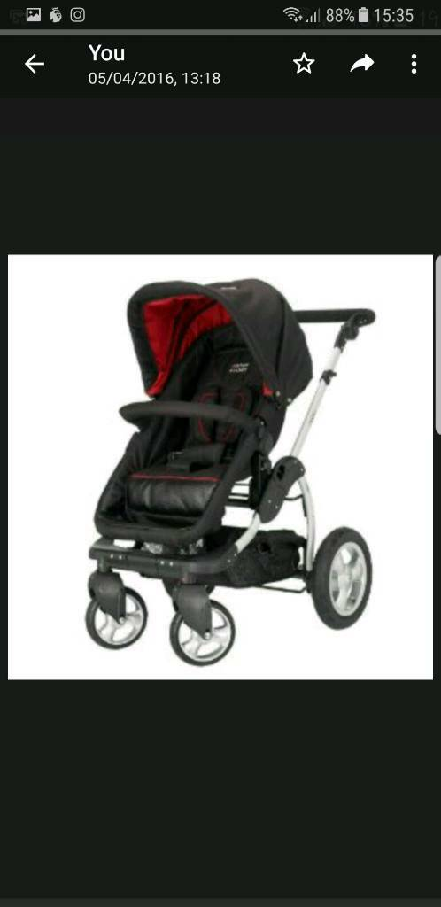 O Baby travelsystem/puschair