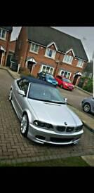 BMW 325ci convertible m sport **** 12 months mot ****