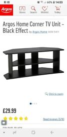 Argos corner tv unit