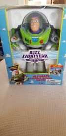 Original Buzz Lightyear still in box