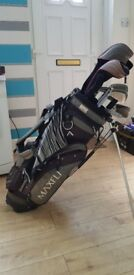 Right Handed--Full Set Of Golf Clubs+Accessories