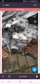 6 SPEED MANUAL GEAR BOX FITS AUDI, VW, SKODA, SEAT CAME OFF 2.0TDI
