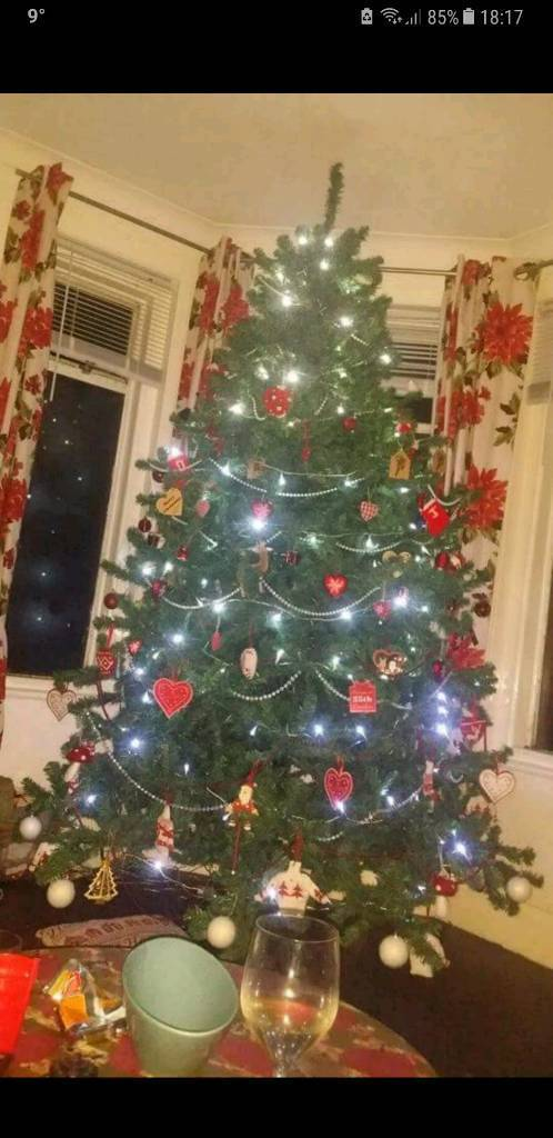 Haskins 8ft Leicester pine Christmas tree | in Bournemouth, Dorset ...