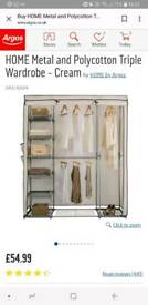 Pop up wardrobe