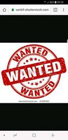 WANTED Samsung Galaxy phones and tablets