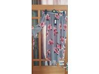 Brand New Floral Bardot Dress - New Look Size 12