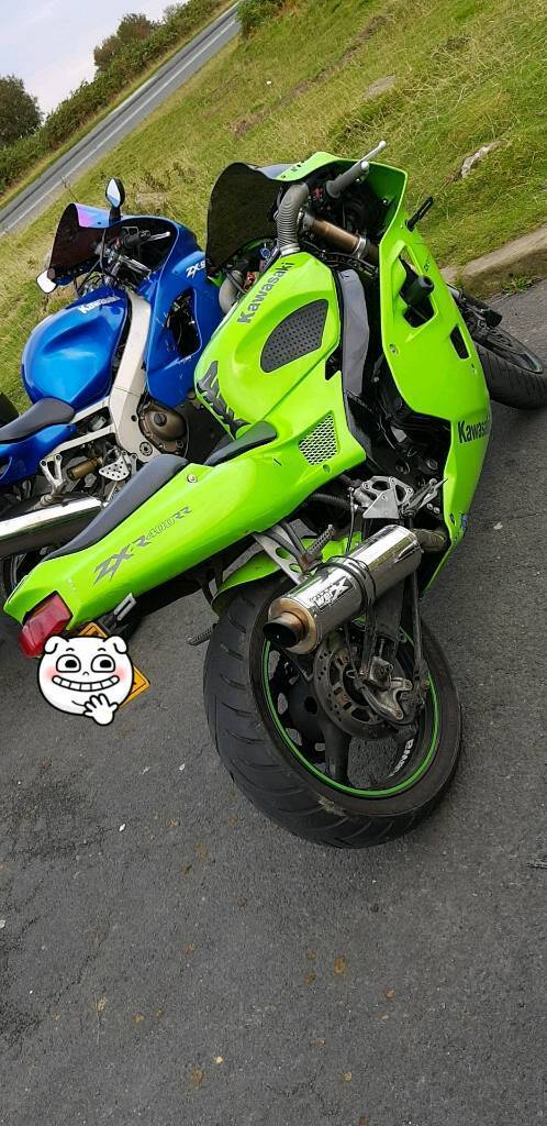 Kawasaki Zxr 400 A2 Compatible