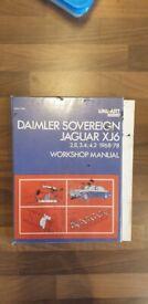 Haynes manuals assorted classics 1968-91
