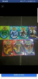 Beast Quest Books Collection