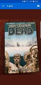 The Walking Dead graphic novel volume 2