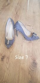 Ladies shoes (used) sizes 5 - 7 £5.00 each pair or £35.00 the lot