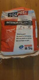 Toupret Interior Filler 5kg