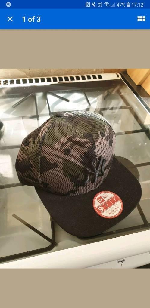 New Era New York Yankees Flat cap snapback  c0f66a128fa