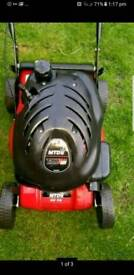 Mtd petrol push lawnmower