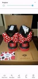 Disney baby an kids ugg boots