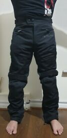 Motorcycling Trousers Brand New Cordura Waterproof