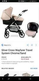 Silvercross wayfer beige