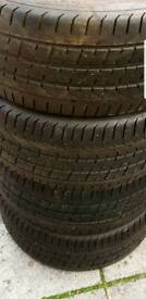 Job lot of 27 tyres - great sizes - 17, 18, 19, 20, 21 and 22 Inch!