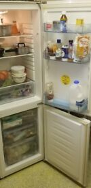 Zanussi Fridge and Freezer. Excellent condition. No scratches or damage.
