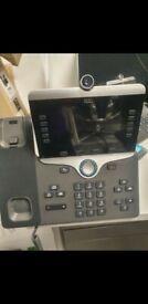 CISCO IP phone, business/office phone model 8845