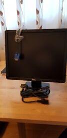 The Dell 17 monitor E1715S Brand new