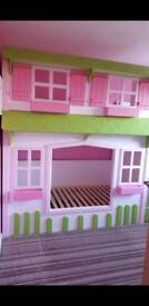 Cottage Bunk Beds