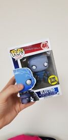 Funko Pop! Vinyl - Elecro - Amazing Spider-Man 2
