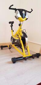 Spin bike, excercise bike, trixter x