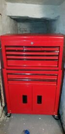 Tool box for sale due to storage space