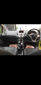 FORD FIESTA 1.25 Zetec 5dr [82] Fresh Moted&Serviced A Very Nice Looking Car (green) 2009