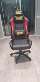 Brazen pro racing/gaming chair