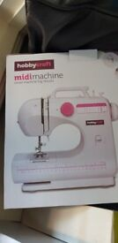 Hobby Craft sewing machine