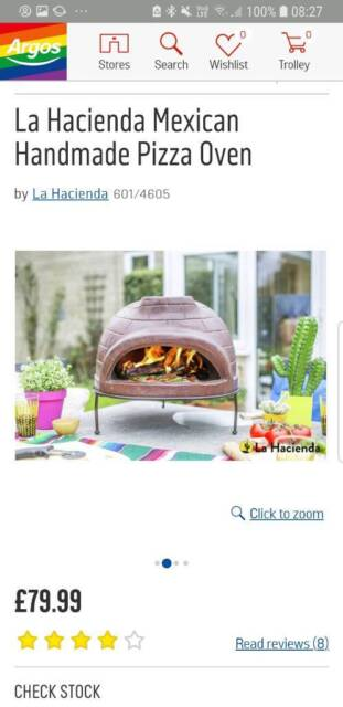 Pizza Oven Brand New In Dunstable Bedfordshire Gumtree
