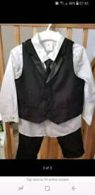 Baby Boys Suit from H&M.