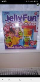 Jelly fun slush maker