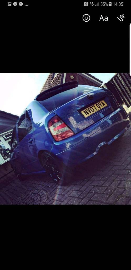 Fabia vrs se 2800 IF GONE THIS WEEKEND