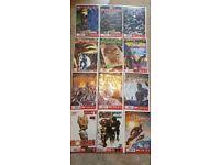 Job lot of mostly Marvel comics (few DC)