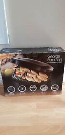 George Foreman Fat Reducing Grill - 10 portion Grill