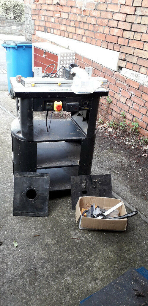 Router Table Saw Table In Redland Bristol Gumtree