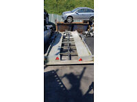 Car trailer/ transporter approx Length 20.2.5 foot, Width 6.3.5 foot