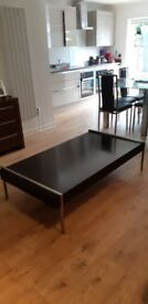 Dansk black coffee table