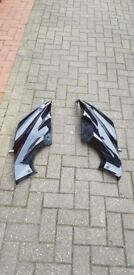 Yamaha YZF R125 Fairings 2008-2012
