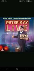 Peter Kay Manhester Wednesday & Saturday
