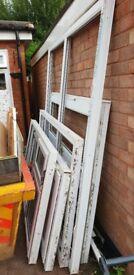 Various UPVC doors and windows