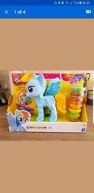 My Little Pony Play-Doh sets