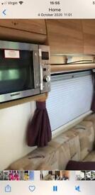 2012 Bailey Pegasus Ancona 6 berth caravan
