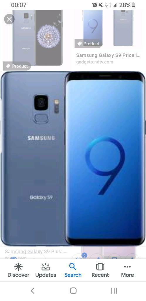 Samsung Galaxy s9 with vr headset | in Grangemouth, Falkirk | Gumtree