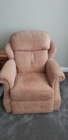 3 seat sofa and armchair. GPlan. Excellent condition